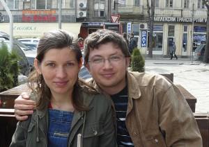 Павел и Таня Пеневи