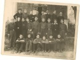 Моя группа в РУ №1,Одесса,1952 г.Справа налево-я третий,среди сидящих.