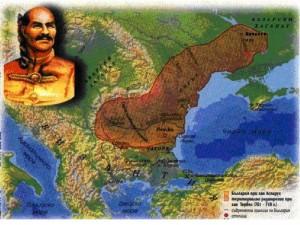 Аспарухова България