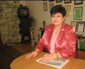главного редактора болгарской газеты «Роден край» - Доры Костовой